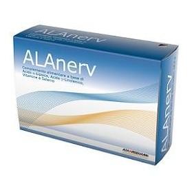 Alanerv 920 mg 20 Capsule