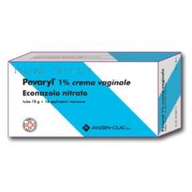 Pevaryl Crema Vaginale 78g 1%+16app