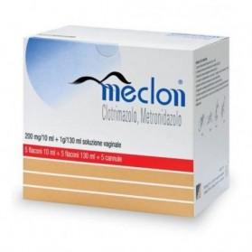Meclon Soluzione Vaginale 5 Flaconcino 130ml