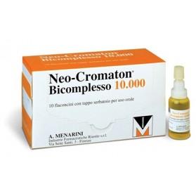 Neocromaton Bic.10000 Uso Orale 10 Flaconcino