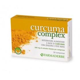 Curcuma 2 Blister Da 15 Compresse