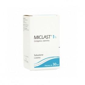 Miclast Soluzione Cutaneo Flaconcino 30ml 1%