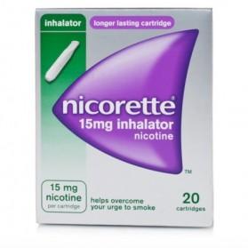 Nicorette Inalazione 20 Flaconcino 1d 15mg