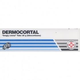 Dermocortal Crema 20g 0,5%