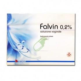 Falvin Lav Vaginale 5 Flaconcino 150ml 0,2%