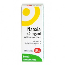 Naaxia Collirio 10ml 4,9% S/conser