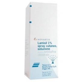 Lamisil Spray Cutaneo Flaconcino 30ml 1%