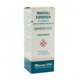 Niaouli Essenza Mv 2% Gocce 20g