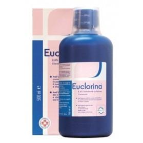 Euclorina 2,5% 1 Flaconcino 500ml C/mis