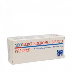 Neomercurocromo Bianco Polv20g