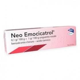 Neoemocicatrol Unguento Rinologico 20g