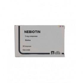 Nebiotin 30 Compresse 5mg