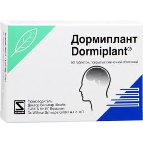 Dormiplant 50 Compresse Riv160mg+80mg