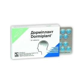 Dormiplant 25 Compresse Riv160mg+80mg