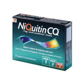 Niquitin 7 Cerotto Transdermico 7mg/24h