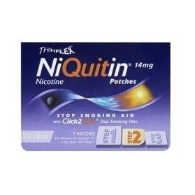Niquitin 7 Cerotto Transdermico 14mg/24h