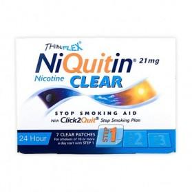 Niquitin 7 Cerotto Transdermico 21mg/24h