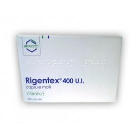 Rigentex 30 Capsule Molli 400UI