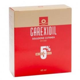 Carexidil Soluzione Cutaneo 60ml 5%