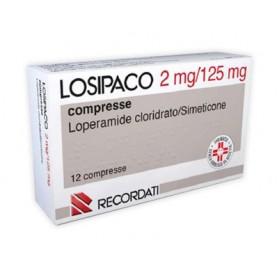 Losipaco 12 Compresse 2mg+125mg