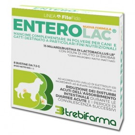 Enterolac Mang 8 Bustine 7,5g
