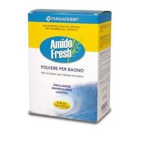 Amido Fresh Polvere Bagno 5 Bustine