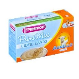 Plasmon Liofilizzato Agnel 10 g X 3 Pezzi Offerta Speciale