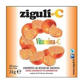 Ziguli C Arancia 40 Confetti 24 g