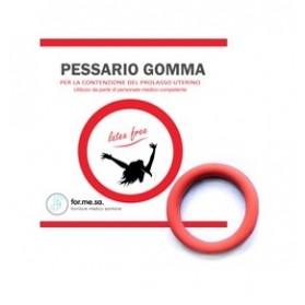 Pessario In Gomma Monopaziente Misura 80mm Per Contenzione Del Prolasso Uterino 1 Pezzo