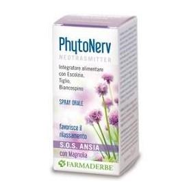 Phytonerv Sos Spray Orale 30 ml