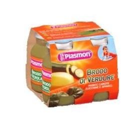 Plasmon Brodo Liquido 125 ml X 4 Pezzi