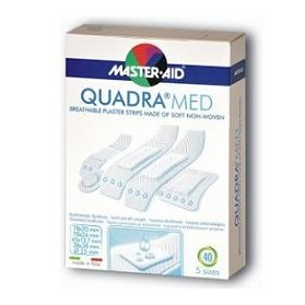 M-aid Quadra Cerotto Ass 20pz