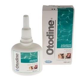 Otodine Detergente Liq 100ml