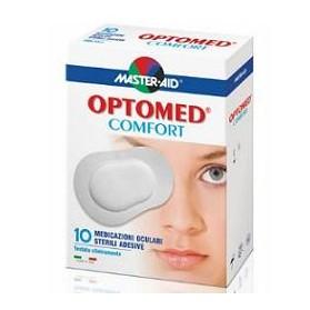 Garza Oculare Medicata Master-aid Optomed Comfort 10 Pezzi