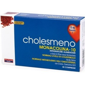 Cholesmeno Monacolina 10 30 Compresse