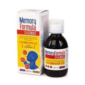 Memory Formula Genius 200ml