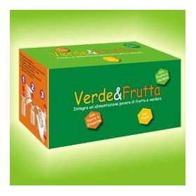 Verde & Frutta Bambini 10 Fiale 10 ml