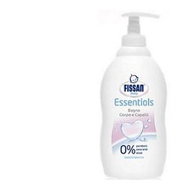 Fissan Baby Essentials Bagno 2 In 1 Tubo 400 ml