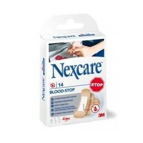Cerotto Preparato Emostatici Nexcare Blood Stop 14 Pezzi