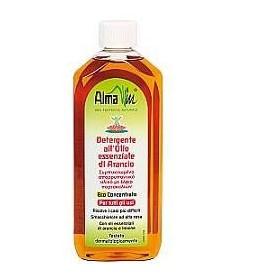Almawin Detergente Concentrato All'olio Di Arancia Eco Bio 500 ml