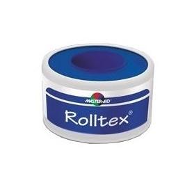 Cerotto In Rocchetto Master-aid Rolltex Tela 5x5