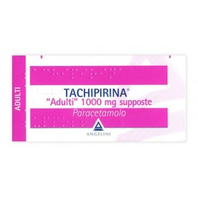 Tachipirina Adulti 10 Supposte 1000mg