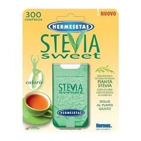 Hermesetas Stevia 300 Compresse