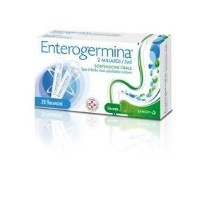 Enterogermina Uso Orale 20 Flaconcino 2mld/5ml