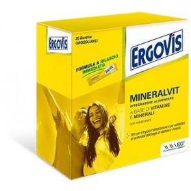 Ergovis Mineralvit 20 Bustine
