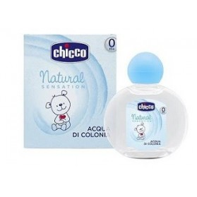 Chicco Acqua Di Colonia Natural Sensation 100 ml
