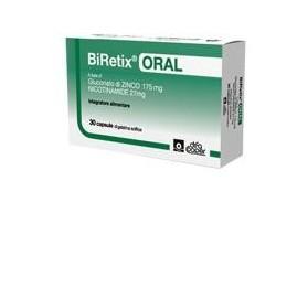 Biretix Oral 30 Capsule