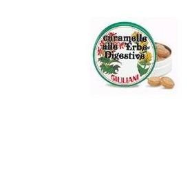 Caramelle Digestive Giuliani Con Zucchero