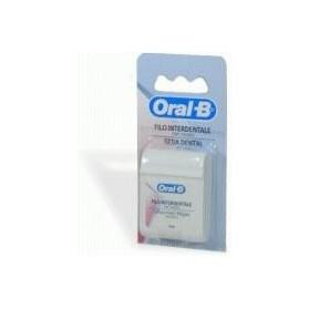 Oralb Filo Interdentale Non Cerato 50 M