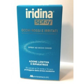 Iridina Spray Occhi Rossi E Irritati 10 ml